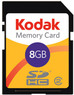 Office Max Kodak 8GB SDHC Card