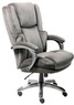 Office Max Serta Big & Tall Charcoal Microfiber Executive Chair