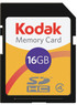 Office Max Kodak 16GB SDHC Card