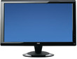 "Office Max AOC 24"" Widescreen LED Monitor - Thursday Only"