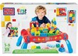 Walmart Thursday Mega Bloks Build 'n Learn Table