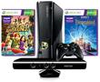 Target Xbox 360 4GB Kinect Holiday Bundle w/ Kinect Adventures & Disneyland (Xbox 360)