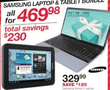 Office Depot Samsung Galaxy Tab 2 + Samsung Laptop Bundle
