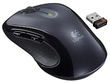 Office Depot Logitech M510 Wireless Laser Mouse