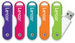 Office Depot 8GB Lexar Twist Turn Flash Drive