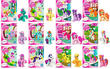 Toys R Us My Little Pony Collectible Ponies Set