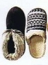 JCPenney Dearfoams or Isotoner Fashion Slippers