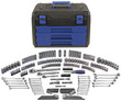 Lowes Kobalt 227-Piece Standard/Metric Mechanic's Tool Set with Case