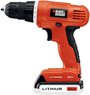 Lowes BLACK & DECKER 20-Volt MAX 3/8-in Cordless Lithium ion Drill/Driver