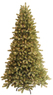 Lowes GE 7-ft Colorado Spruce Pre-lit Artificial Christmas Tree with Clear Lights