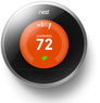 Lowes Nest Learning Thermostat - 2nd Generation