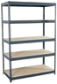 Lowes 5-Tier Steel Shelving Unit