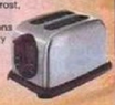 Home Depot 2-Slice Stainless Steel Toaster