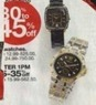 Kohl's Saturday All Watches