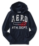 Aeropostale Aero Men's Fleece Popover Hoodies