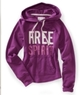 Aeropostale Aero Women's Fleece Popover Hoodies