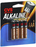 CVS Pharmacy CVS Alkaline AAA 4 pack Batteries + $3.65 Extrabucks