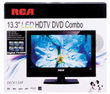 "CVS Pharmacy RCA 13.3"" LED HDTV DVD Combo w/ CVS Card"