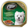 PetSmart Cesar 3.5oz Dog Food w/ PetPerks Card