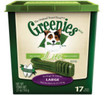 PetSmart Canine Greenies Dental Chews 27oz Tub w/ PetPerks Card
