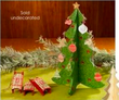 Craft Warehouse 3D Wood Christmas Pine Tree