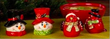 Craft Warehouse Holiday Salt &amp; Pepper Shakers Sets