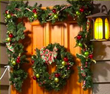 Craft Warehouse 9' Deluxe Colorado Pine Garland