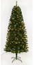 Joann Fabrics Holiday Inspirations 7' Pre-Lit Slim Christmas Tree