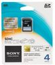 Academy Sports Sony 4GB SD Card
