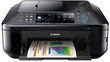 hhgregg Canon Photo All-in-One Wireless Printer/Copier/Scanner/Fax