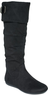 Macys Rampage Benedetto Flat Slouch Boot