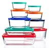 Macys Pyrex Food Storage Containers 18 Piece Set After Rebate