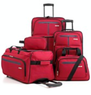 Macys Tag Fairfield II 5 Piece Luggage Set
