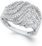 Macys 1 Ct. T.W. Diamond Ring