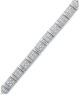 Macys Diamond Bracelet Sterling Silver Diamond Bar Bracelet 2 ct. t.w.