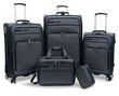 Macys Traveler's Choice Mendocino 5 Piece Luggage Set