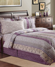 Macys Norwood 8 Piece Reversible Bedding Ensemble