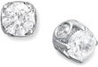 Macys 1 Ct. T.W. 14k Diamond Earrings