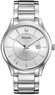 Macys Bulova 96B180 Men's Stainless Steel Watch