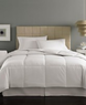 Macys Home Design Printed Stripe Down Comforter