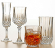 Macys Longchamp Glassware - Set of 4