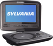 "Meijer Sylvania 7"" Portable DVD Player"