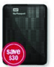 Meijer Western Digital My Passport 500GB Hard Drive