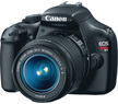 Meijer Canon EOS Rebel T3 1100D 12.2MP Digital SLR Camera
