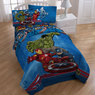 Overstock.com Marvel Comics Avengers Bed-in-a-Bag Set