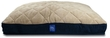 "Overstock.com Serta Pillowtop 36""x27"" Dog Bed"