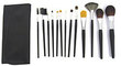 Overstock.com Master Makeup 13 Piece Brush Set