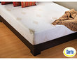 "Big Lots Serta 10"" Queen Memory Foam Mattress"