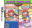 GameStop Cooking Mama's Combo Pack Volume 2