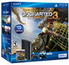 GameStop PlayStation 3 250GB System Uncharted 3: GoY Bundle